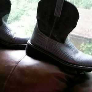 Ariat Fat Baby Boots Size 10B